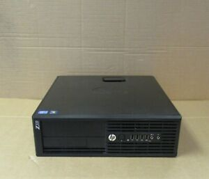HP Z220 SFF Intel Socket DDR3 Small Form Factor PC Workstation Windows 7 License