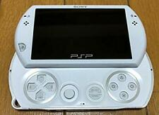 Sony PSP Go Playstation Portable Pearl White PSP-N1000PW Game Console Body Only