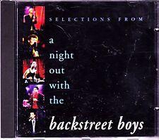 Backstreet Boys-Selection From cd maxi single