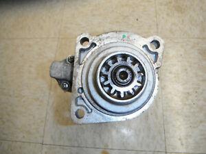 2014 Bobcat 12V starter motor 6685190
