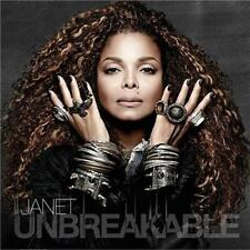 JANET JACKSON Unbreakable CD NEW