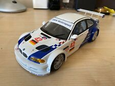 Bmw M3 E46 Gtr #42 Le Mans Minichamps 1/18 No Box