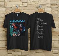 New Vtg liquid sword t-shirt gildan reprint