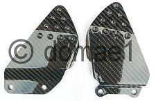Honda CBR900RR carbon fiber heel guards SC33 95-99 plates protectors fireblade