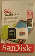 128 GB SD Memory Micro Card Speicherkarte