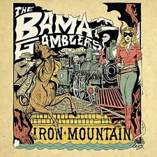CD BAMA GAMBLERS  - Iron Mountain / Southern Rock