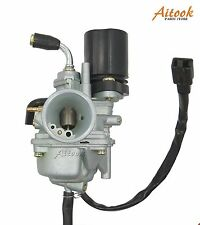 Carburetor Carb 50cc 2 Stroke Vento Zip Triton Avalanche 50 Auto Electric Choke