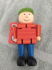 "Kid Journey Family Fun Wood Boy Toy 5.5"""