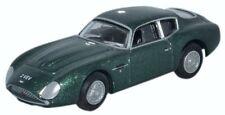 Oxford 213895 Aston Martin db4gt ZAGATO Vert MET. Échelle 1:76 NOUVEAU! °