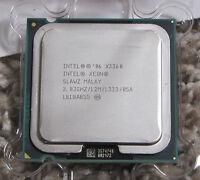 Intel Xeon X3360 2.83 GHz 12M 1333MHz Quad-Core SLB8X LGA775 CPU 95W Processor