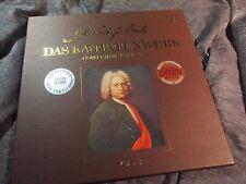 BACH CANTATAS BWV 9-11 GUSTAV LEONHARDT HARNONCOURT 2LP TELEFUNKEN STEREO VOL 3