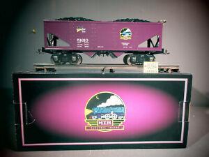 MTH 516 Standard Gauge HOOPER CAR MTHRRC  10-2240 O.B.  C-8.