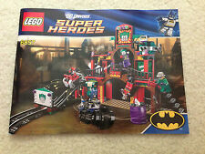 Lego NEW Instructions / Manuals ONLY - for Set 6857 Dynamic Duo Funhouse