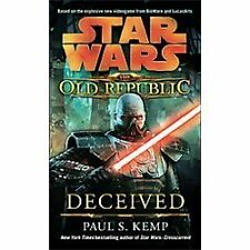 Star Wars The Old Republic Deceived (Star Wars The Old Republic Legends)