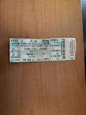 Queen + Paul Rogers 2006 Concert Ticket Stub, Nassau Coliseum, Ny 3.12.06