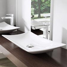 SoGood: Design Keramik Waschschale Aufsatzwaschbecken Waschtisch mit Nano-Schutz