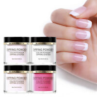 BORN PRETTY 10ml Nail Dipping Powder Liquid Dip System 5 Step Top Base No Lamp