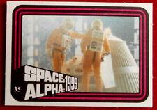 SPACE / ALPHA 1999 - MONTY GUM - Card #35 - Netherlands 1978
