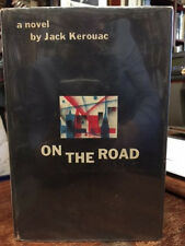 JACK KEROUAC 1st edition of his MOST FAMOUS book ON THE ROAD