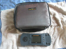 Atari Lynx Mark 1 Console - With Official Carry Case/Kit Bag / Working / Bundle