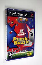 JEU SONY PS 2 jetix puzzle buzzle  neuf   vf