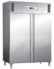 ARMADIO  FRIGORIFERO  PROFESSIONALE 1400 LT   - 2 / + 8°C FULL OPTIONAL GN1410TN