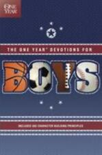 The One Year Book of Devotions for Boys, , 0842336206, Book, Acceptable