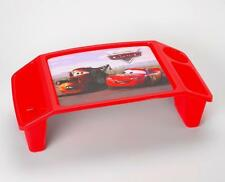 Licensed Disney Pixar Cars Children Activity Tray Table Storage Wells