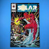 SOLAR Man of the Atom #32 VALIANT COMICS 1994 Kevin VanHook & Peter Grau