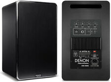 DENON DN-506S 3-Way Tri-Amped 320w Total Nearfield Reference Studio Monitor Pair