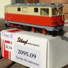 Stängl Liliput Diesellok Rh 2095.09 Ep.4/5 H0e Schmalspur, mit DCC Sound in OVP
