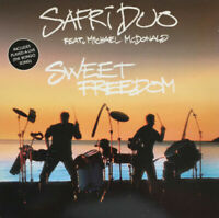 "SERR5512 - Safri Duo - Sweet Freedom - ID6244z - vinyl 12"" Single"
