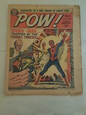 Pow # 4 , 1967 spiderman