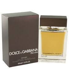 Dolce & Gabbana The One Fragrance 3.4oz Eau De Toilette MSRP $85 NIB