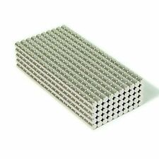 1000pcs Neodymium magnets disc N35 3mm x 3mm rare earth craft magnets fridge 3x3