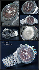 Quality Chronograph Watch JACQUES CANTANI Masterpiece NEW
