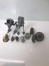10 Mini Star Wars Vehicles Ships