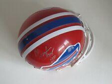 Thurman Thomas Buffalo Bills Autographed Mini Helmet