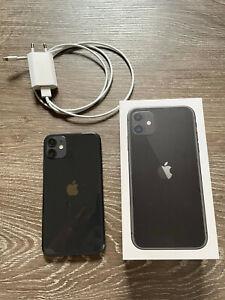Apple iPhone 11 - 64Go - Noir (Désimlocké) A2221 (CDMA + GSM)