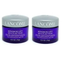 2 Lancome Renergie Lift Multi-Action Lifting & Firming Cream 2X15ml New