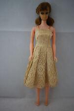 teenage clone doll dark blonde haired Barbie Petra 60's