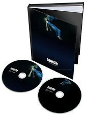 SUEDE CD + DVD Night Thoughts SPECIAL Edn Deluxe BOOK Numbered 00466 + Promo Sht