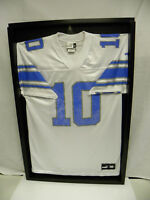 Shadow Black Jersey Display case for jerseys