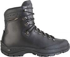 Hanwag Bergschuhe Alaska Winter GTX Men Größe 8,5 - 42,5  schwarz