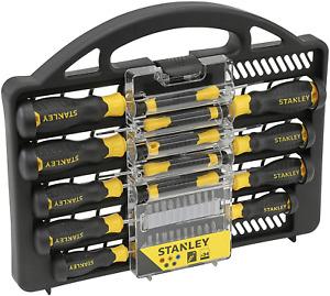 STANLEY Screwdriver Set 34 PCS Including Holder
