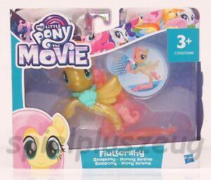 My Little Pony The Movie Land- & Seepony Fluttershy Hasbro NEU