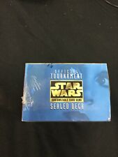 Star Wars CCG Official Tournament Sealed Deck (Sealed, NIB)