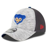 MEN'S CHICAGO CUBS NEW ERA HEATHERED GRAY/GRAPHITE MLB16 CLUBHOUSE 39THIRTY