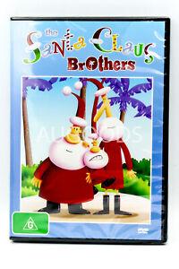 The Santa Claus Brothers -Kids DVD Series Rare Aus Stock New