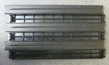 6 x APC 1U Black Plastic Rack Server Cabinet Blanking Plate Panel P/N 874-0018B